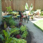 NW Tropical Garden, after